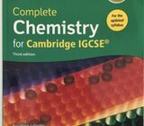 Complete chemistry for Cambridge igcse third edition (For the updated syllabus)