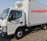 Chiller Truck Sale Brand New