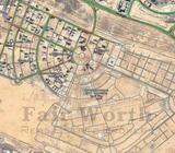 Building Plot   International City 2   Corner Plot   Residential Purpose
