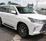 FOR SALE : 2019 LEXUS LX 570 SUV GCC