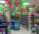 Well Running Super Market in Sharja Muwailah for Rent/Sale