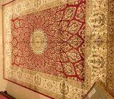 Silky Belgium carpets