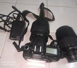 Nikon D90 sparingly used for sale