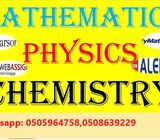 Excelent Tuitions for Math,Physics and Chemistry
