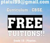 FREE EDUCATION!