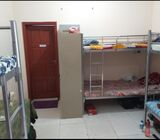 Bed spce available
