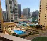 Beautiful 2BHK in JBR Sadaf 7 with Marina view
