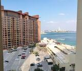 Amazing 1 Br Apartment with Sea & Burj Al Arab View. Fully furnished. Chiller Free/ Beach Access