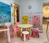 Nursery with Daycare / Babysitting