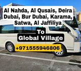 Car Lift Service Available Dubai Any Place To Global village
