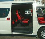 Carlift Service diera Bur Dubai Satwa to Global village