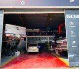Running Auto Garage for sale in Dubai Umm Ramool